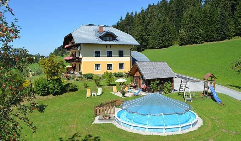 Ferienwohnung In Abtenau   Oberlehen