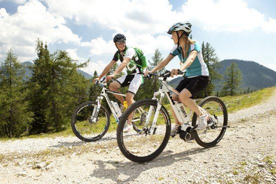 Sommerurlaub in Abtenau, Radfahren, Mountainbike