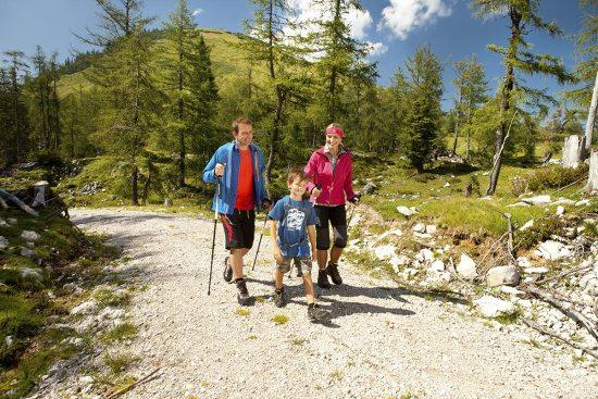 Wanderurlaub in Abtenau, Tennengau, Salzburger Land