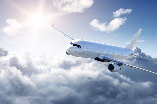 Anreise zum Ferienhaus Oberlehen - Flugzeug
