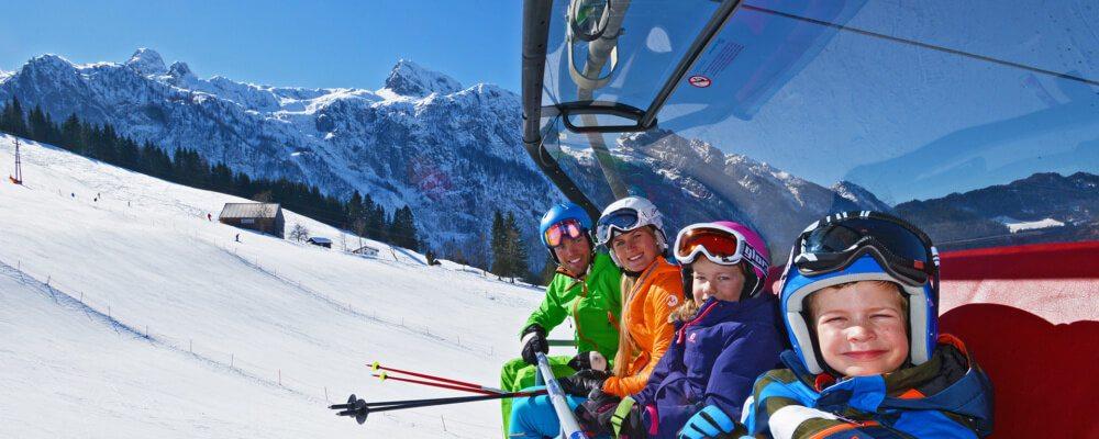 Winterurlaub in Abtenau, Salzburger Land