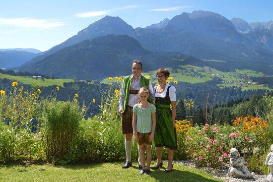 Landhaus Oberlehen - Urlaub auf dem Bauernhof - Abtenau - Kontakt