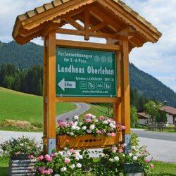 Landhaus Oberlehen - Abtenau, Lammertal
