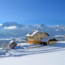Landhaus Oberlehen - Urlaub in Abtenau, Salzburger Land