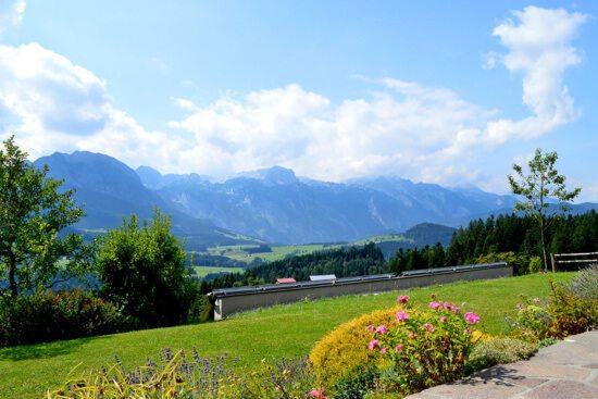 Sommerurlaub im Landhaus Oberlehen, Abtenau