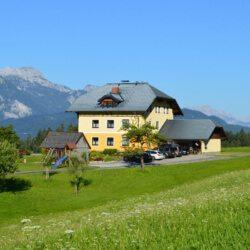 Sommerurlaub in Abtenau, Landhaus Oberlehen