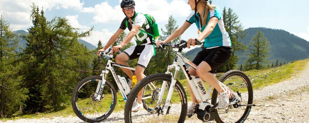 Landhaus Oberlehen - Pauschale Mountainbike & E-Bike