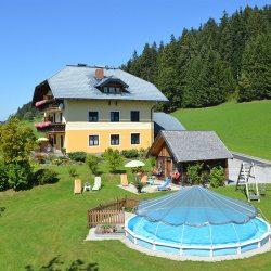 Sommerurlaub - Landhaus Oberlehen - Abtenau, Salzburger Land