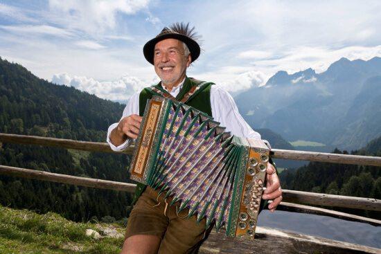 Bauernherbst im Salzburger Land, Abtenau