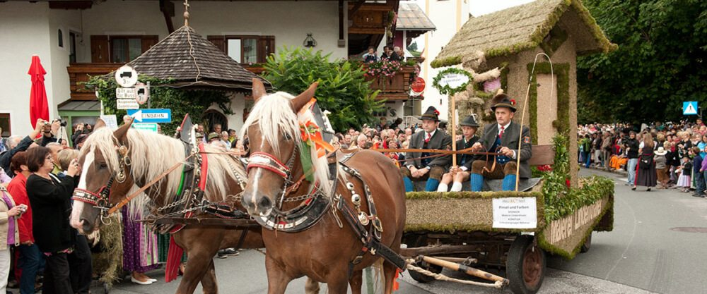 Tradition & Brauchtum in Abtenau