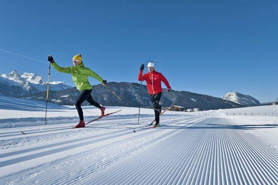 Winterurlaub in Abtenau - Landhaus Oberlehen - Langlaufen