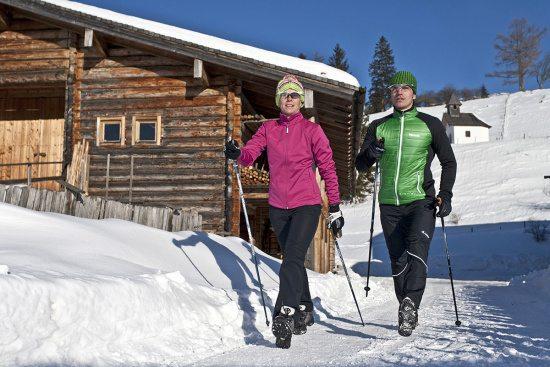 Winterurlaub in Abtenau - Landhaus Oberlehen - Winterwandern
